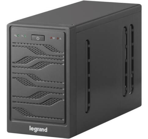 LEGRAND NIKY 1500 VA 5-30 perc BEM: C14 KIM: 6xC13 USB vonali interaktív részlegesen szinuszos szünetmentes torony (UPS)