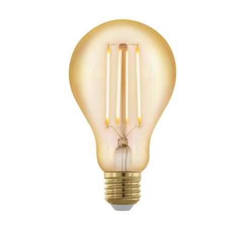 LED fényforrás E27 A75 4W 1700K 320Lm