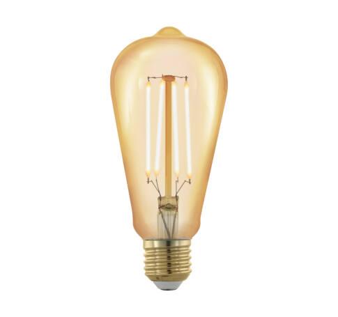 LED fényforrás E27 ST64 4W 1700K 320Lm