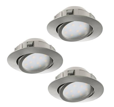 LED beépíthető 3x6W 8,4cm mnik.Pineda