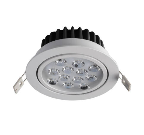 Italux Pitch IT-TS04136A 12W 1200LM 3000K S.WH