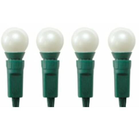 Fehér  potizzo 50 db-os bulb k