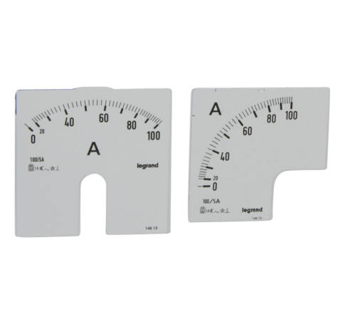Lexic A mérőskála 0-100A