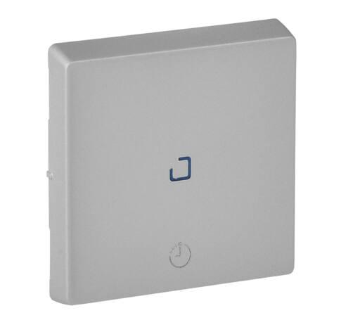 Valena Life Világítás + késleltetett ventilátor és Időzítőkapcsoló burkolat, alumínium