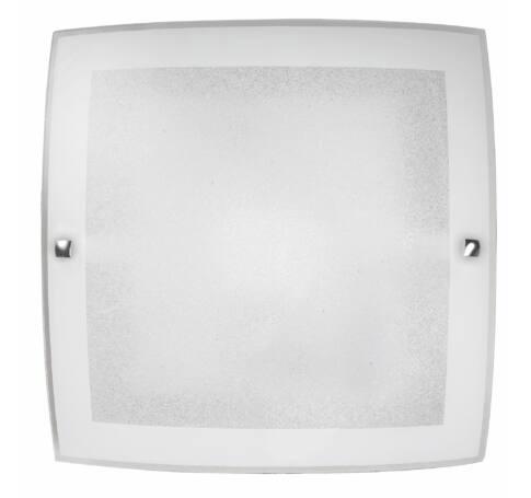 Charles menny., 39,5x39,5cm,LED18W,fehér