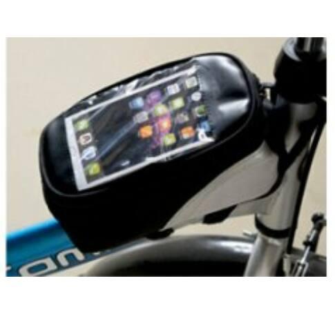 Mobiltartó táska kerékpárra