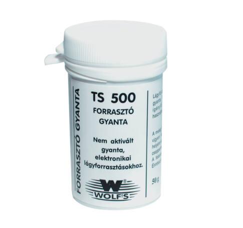 Forrasztógyanta - 50 g