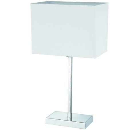 Viokef asztali lámpa fehér H500 Toby