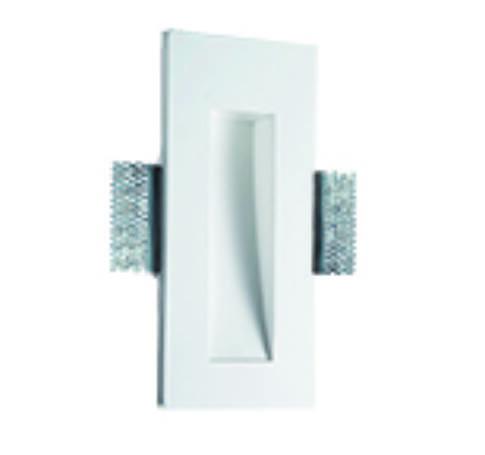 Viokef ASTER beépített fali lámpa Led 1W 75lm H245 Ceramic festhető