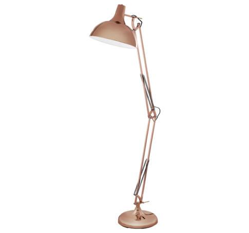 Állólámpa E27 60W réz színű Borgillio