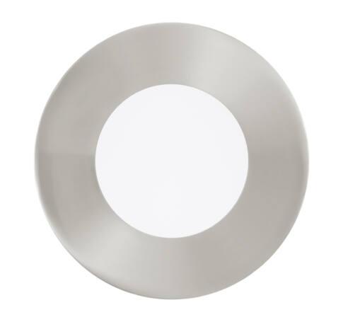 LED beép.2,7Wmnikkel 8,5cm4000K Fueva1