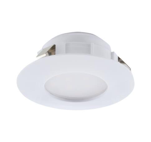 LED beépíthető 6W 7,8cm fh fix Pineda